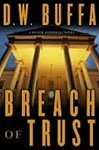 Breach of Trust | Buffa, D.W. | Signed First Edition Book