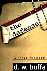 Defense, The | Buffa, D.W. | Signed First Edition Book