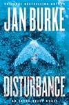 Burke, Jan - Disturbance (Signed First Edition)