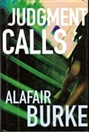 Judgment Calls | Burke, Alafair | Signed First Edition Book