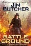 Butcher, Jim | Battle Ground | Signed First Edition Book