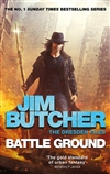 Butcher, Jim | Battle Ground | Signed UK First Edition Book