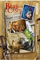 Brief Cases by Jim Butcher | Signed Limited Edition Book