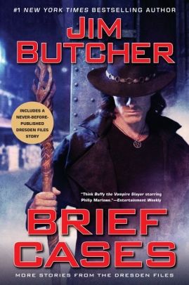 Brief Crases by Jim Butcher