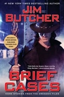 Brief Cases | Butcher, Jim | Signed First Edition Book