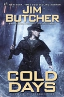 Cold Days | Butcher, Jim | Signed First Edition Book