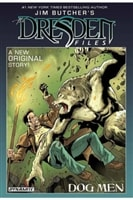 Jim Butcher's Dresden Files: Dog Men | Butcher, Jim & Powers, Mark | Signed First Edition