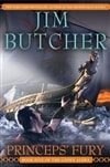 Butcher, Jim | Princeps' Fury | Signed First Edition Book