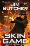 Butcher, Jim | Skin Game | Signed First Edition Book