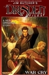 Jim Butcher's Dresden Files: War Cry | Butcher, Jim & Powers, Mark | Signed First Edition