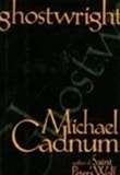 Ghostwright | Cadnum, Michael | Signed First Edition Book