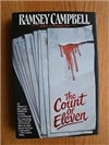 Count of Eleven, The | Campbell, Ramsey | Signed First Edition Book