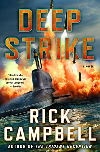 Deep Strike by Rick Campbell
