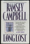 Long Lost, The | Campbell, Ramsey | Signed First Edition Book
