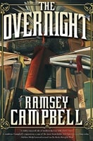 Overnight, The | Campbell, Ramsey | Signed First Edition Book