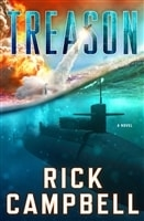 Campbell, Rick | Treason | Signed First Edition Copy