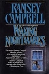 Waking Nightmares | Campbell, Ramsey | Signed First Edition Book