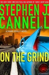 On the Grind | Cannell, Stephen J. | Signed First Edition Book