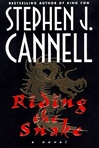 Riding the Snake | Cannell, Stephen J. | Signed First Edition Book