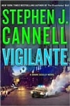 Vigilante | Cannell, Stephen J. | Signed First Edition Book