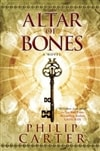 Altar of Bones | Carter, Philip | Signed First Edition Book