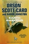 Earth Awakens | Card, Orson Scott & Johnston, Aaron | Double-Signed 1st Edition