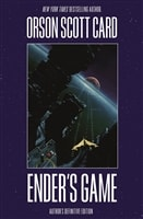 Card, Orson Scott | Ender's Game | Signed Gift Edition Book