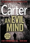 Evil Mind, An | Carter, Chris | Signed First Edition UK Book