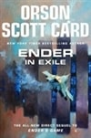 Ender in Exile | Card, Orson Scott | Signed Bookclub Edition Book