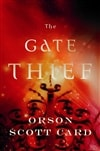 Card, Orson Scott - Gate Thief, The (Signed, 1st)