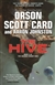 Card, Orson Scott & Johnson, Aaron | Hive, The | Double-Signed First Edition Copy