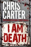I Am Death | Carter, Chris | Signed First Edition UK Book