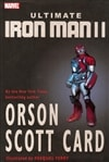 Ultimate Iron Man: Vol. 2 | Card, Orson Scott | Signed First Edition Book