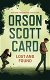 Card, Orson Scott | Lost and Found | Signed First Edition Copy