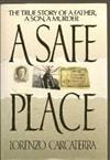 Safe Place, A | Carcaterra, Lorenzo | Signed First Edition Book