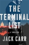 The Terminal List by Jack Carr | Signed First Edition Book