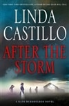 After the Storm | Castillo, Linda | Signed First Edition Book