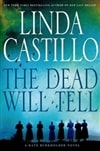 Dead Will Tell, The | Castillo, Linda | Signed First Edition Book