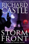 Castle, Richard - Storm Front (First Edition)