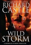 Castle, Richard - Wild Storm (First Edition)