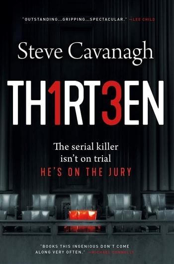 Thirteen by Steve Cavanagh