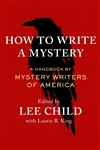 Child, Lee | How to Write a Mystery | Signed First Edition Book
