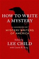 How to Write a Mystery by Lee Child