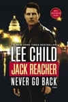 Never Go Back | Child, Lee | Signed First Edition Trade Paper Book