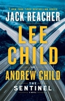 Child, Lee & Child, Andrew | Sentinel, The | Double-Signed First Edition Book
