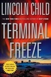 Terminal Freeze | Child, Lincoln | Signed First Edition Book