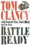 Clancy, Tom | Battle Ready | Signed First Edition Book