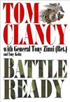 Battle Ready | Clancy, Tom | Signed 1st Edition UK Trade Paper Book