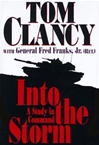 Clancy, Tom - Into the Storm (Signed First Edition)