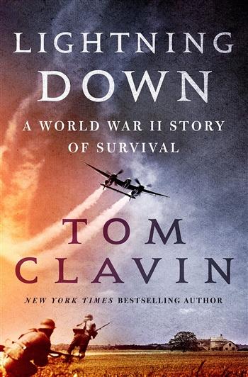 Lightning Down by Tom Clancy